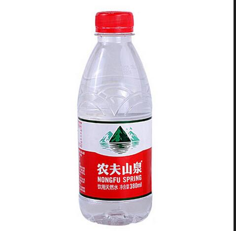 Etiqueta de agua