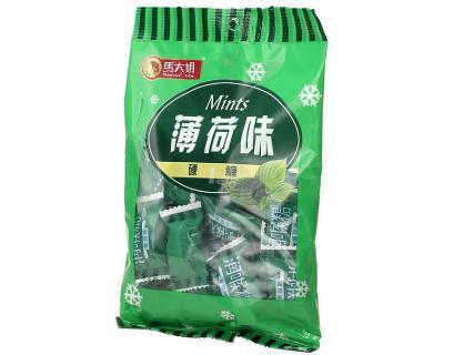caramelo bolsa de envases de plástico